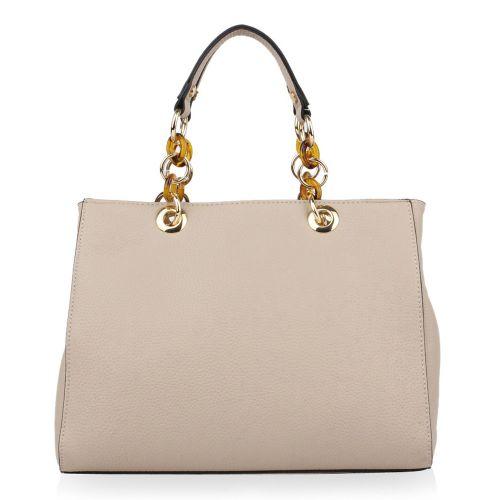 Damen Handtasche - Creme