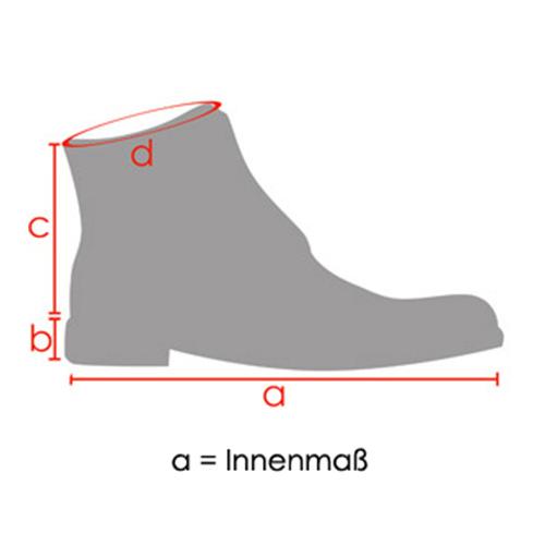 551e34f647e669 Warm Gefütterte Herren Chelsea Boots Leder-Optik Schuhe 78691 Top